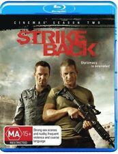 Strike Back : Season 2 (Blu-ray, 2014, 4-Disc Set), NEW SEALED AUSTRALIAN