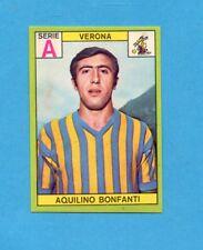PANINI CALCIATORI 1968/69-Figurina - BONFANTI - VERONA -Recuperata