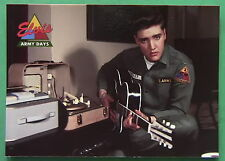 ELVIS PRESLEY,  1992 THE ELVIS COLLECTION, ARMY DAYS #46 CARD, ONE OF THE GUYS