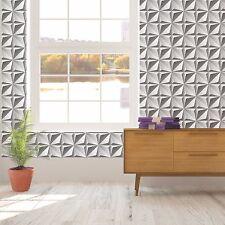 3D Northern Star Self-adhesive Wallpaper Stickers-DIY Home Decor - 12 pcs.