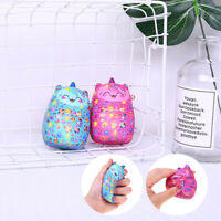 Mini Adorable Doll Slow Rising Kids Stress Reliever Decompression Toy (9x4x5cm)