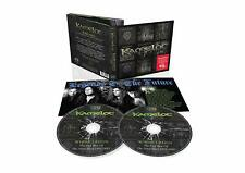 KAMELOT Where I Reign - The Best Of The Noise Years 1995-2003 2xCD NEW/SEALED