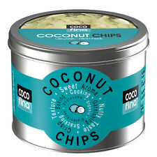 2 x Cocofina Toasted Coconut Chips 250g