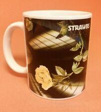 STRAWBS DEEP CUTS 1976-ALBUM COVER ON AN 11oz WHITE MUG.