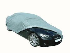 Lightweight Breathable Outdoor Car Cover,UV/Frost/showerproof,Elasticated Size F
