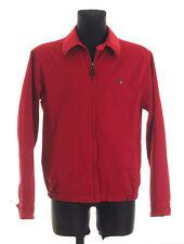 GANT The Windcheater Men's Red Jacket Size Large