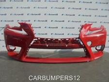 LEXUS IS250 FRONT BUMPER 2014 ON WITH WASH JET HOLES GEN LEXUS PART* N5