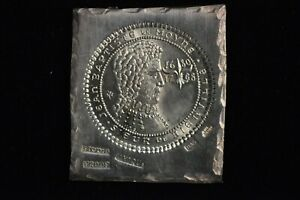 H. Alvin Sharpe .999 Fine Silver Art Bar 96 Grams, 3.09 Troy Ounces