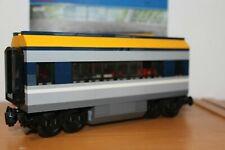 BLITZVERSAND Lego City RC Eisenbahn Speisewagen aus 60197 mit Minifigir neu ***