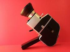 Beautiful Vintage design // Bauer Electric S. Movie Camera.