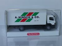 Wiking Werbemodell A.Hinsch & Co - MB Atego - OVP - T@P