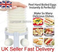 Plastic Eggshell Instant Remover Boiled Egg Stractor Peeler Slicer Kitchen Tool