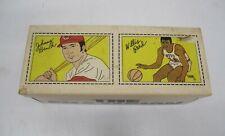 Vtg 1970s Keds The Champion Johnny Bench Willis Reed Kids Sneaker Shoe Empty Box
