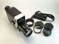 Camera Soviet CMZ Quarz 1X8s-2 Video camera USSR 1970 Vintage Meteor-8M-1