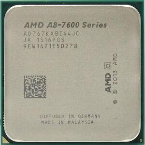 AMD A8-7670k 10 Core APU 3.6/3.9GHz Turbo FM2+ Quad Core CPU 95W AD767KXBI44JC
