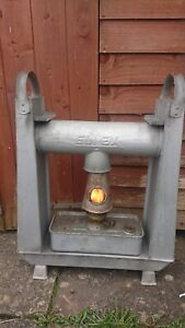Vintage Eltex paraffin greenhouse heater