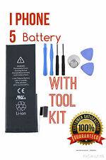 iPhone 5 5G Replacement Internal battery with tool open kit.Cheapest on ebay..