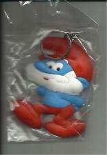 papa Smurf, keychain