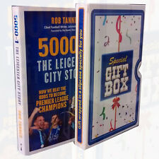 5000-1 The Leicester City Story Book Gift Wrapped In a Slipcase Specially ForYou