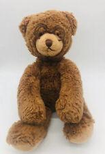"Gund Booker Teddy Bear 16"" Plush Stuffed Animal Toy with Glasses 44406"