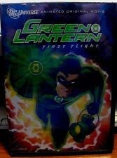The Green Lantern - First Flight (DVD, 2009) DC Animated - NEW/SEALED - FREE S/H