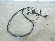 09 Harley FLHX Street Glide Electrical Fuse Box Case wiring