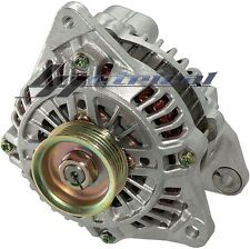 100% NEW ALTERNATOR FOR MITSUBISHI MIRAGE DE 1.5L 4G15 4 Cyl. *ONE YEAR WARRANTY