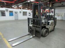 Komatsu Forklift Fg45-St-6 10,000 lb Truck Lp 9,480 lb Capacity Low Low Hours!