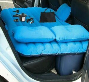 Lit de voiture matelas d'air de voiture lit de voyage matelas gonflable coussin