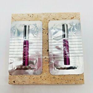 2 x Sisley Black Rose Eye Contour Fluid Sample - 1.5ml Each