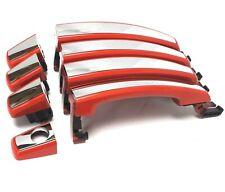 2012-16 Chevrolet Sonic Sedan Chrome Door Handle Kit Victory Red 95964666