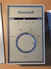 Honeywell T651A3018 Medium Duty Line Voltage Heat-Cool Thermostat 44-86F