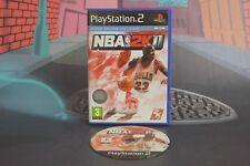 NBA 2K11 PAL ESP PLAYSTATION 2 PS2 COMBINED SHIPPING