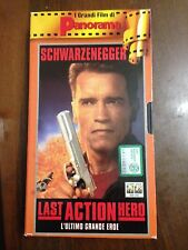 CS5> Last action Hero -Film VHS anno 1993