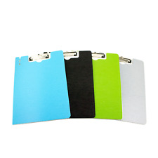 4pc Standard Size Arch File Cover Folder Clipboard Colorful Mix Assorted Colors