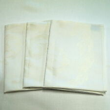 3 Leinen Geschirrtücher, Geschirrtuch Raffael 55 x 75 cm weiß/lotus Weihnachten