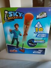 Outdoor air rocket for children 6+ Air monsters