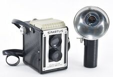Spartus Full-Vue Reflex Camera with Flash Vintage Photography Decoration R11