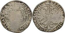 Gulden zu 28 Stüber 1619-1637 Emden, Stadt, Adler, Silber #N802