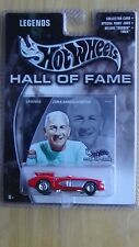 Hot Wheels Hall Of Fame Legends Zora Arkus-Duntov Corvette NEW