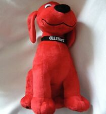"""Clifford Kohl's Cares For Kids The Big Red Dog 13"""" Plush Bean Boys & Girls 3 +"""