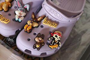 Crocs x Justin Bieber w/ drew house classic clog 2- Lavender SIZE M8/W10 & M5/W7