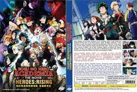 My Hero Academia: Heroes Rising (Movie) ~ All Region ~ English Dubbed Version ~