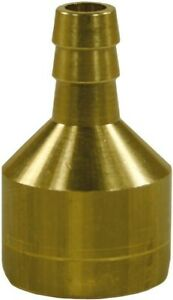 Brass ST32 Pressure Washer Chemical Intake 6mm Hose Tail Filter for Karcher etc