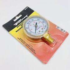 Forney 87729 Regulator Gauge 2 Low Pressure Oxygen 0 200 Psi
