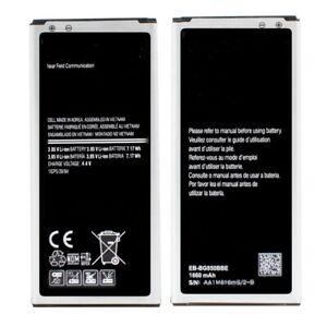 Akku für Samsung Galaxy Alpha SM-G850F Batterie Battery EB-BG850BBE 1860mAh