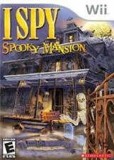 Nintendo Wii : I Spy Spooky Mansion VideoGames