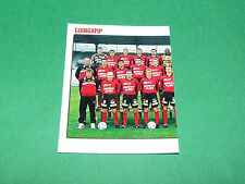 N°401 EQUIPE PART 1 EN AVANT GUINGAMP EAG D2 PANINI FOOT 99 FOOTBALL 1998-1999