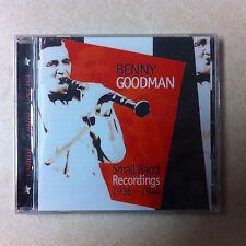 Benny Goodman CD - Small Band Recordings 1936-1944  Brand New