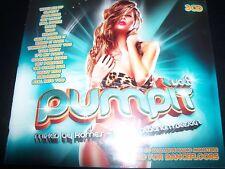 Pump It Vol 8 Mixed By Komes / Tuini & Platinum Deejayz - 3 CD – New